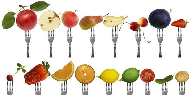Comment manger 5 fruits et l gumes par jour alexandra jacqz - Grenade fruit comment manger ...